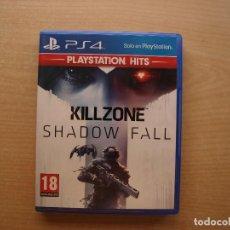 Videojuegos y Consolas PS4: KILLZONE SHADOW FALL - PS4 - CASI NUEVO. Lote 221413081