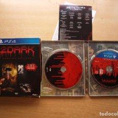 Videojuegos y Consolas PS4: 2DARK LIMITED EDITION - PS4 - CASI NUEVO. Lote 221413303