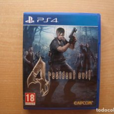 Videojuegos y Consolas PS4: 4 RESIDENT EVIL - PS4 - CASI NUEVO. Lote 221413595