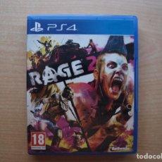 Videojuegos y Consolas PS4: RAGE 2 - PS4 - CASI NUEVO. Lote 221413661