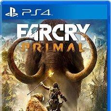 Videojuegos y Consolas PS4: PS4 FARCRY PRIMAL (EDICIÓN ESPAÑOLA). Lote 221696911