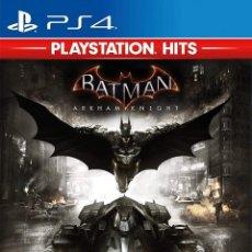 Videojuegos y Consolas PS4: PS4 BATMAN ARKHAM KNIGHT (EDICIÓN ESPAÑOLA). Lote 221700105