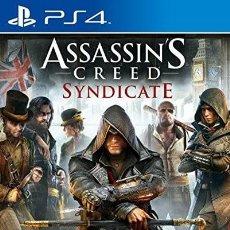 Jeux Vidéo et Consoles: PS4 ASSASSINS CREED SYNDICATE (EDICIÓN ESPAÑOLA). Lote 221700846