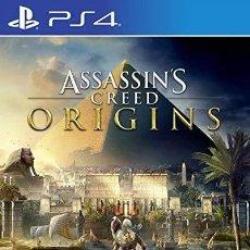 Videojuegos y Consolas PS4: PS4 ASSASSINS CREED ORIGINS (EDICIÓN ESPAÑOLA). Lote 221701478