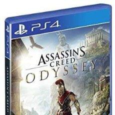 Videojuegos y Consolas PS4: PS4 ASSASSINS CREED ODYSSEY (EDICIÓN ESPAÑOLA). Lote 221702378