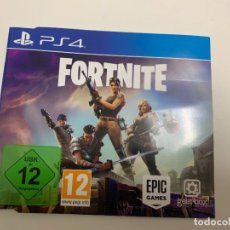 Videojuegos y Consolas PS4: CÓDIGO DIGITAL FORTNITE: PACK DE FUNDADORES DE LUJO PS4. Lote 221707607