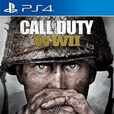 Videojuegos y Consolas PS4: PS4 CALL OF DUTTY WWII (EDICIÓN ESPAÑOLA). Lote 221806670