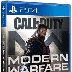 Videojuegos y Consolas PS4: PS4 CALL OF DUTTY MODERN WARFARE (EDICIÓN ESPAÑOLA). Lote 221807570