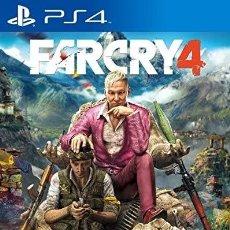 Videojuegos y Consolas PS4: PS4 FAR CRY 4 (EDICIÓN ESPAÑOLA). Lote 221808293