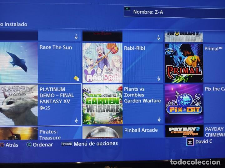 Videojuegos y Consolas PS4: PS4 Jet Black CUH-1004A/B01 + Regalo cuenta PSN con mas de 200 juegos juegos - Foto 6 - 221868718