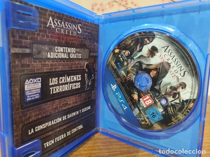 Videojuegos y Consolas PS4: Assassins Creed Syndicate - PS4 - Muy buen estado (LEER DESCRIPCION) - Foto 3 - 222300902