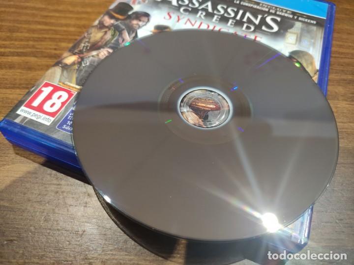 Videojuegos y Consolas PS4: Assassins Creed Syndicate - PS4 - Muy buen estado (LEER DESCRIPCION) - Foto 4 - 222300902