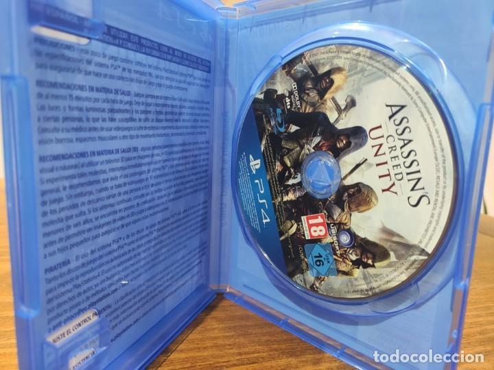 Videojuegos y Consolas PS4: Assassins Creed Unity - PS4 - Muy buen estado (LEER DESCRIPCION) - Foto 3 - 222300951