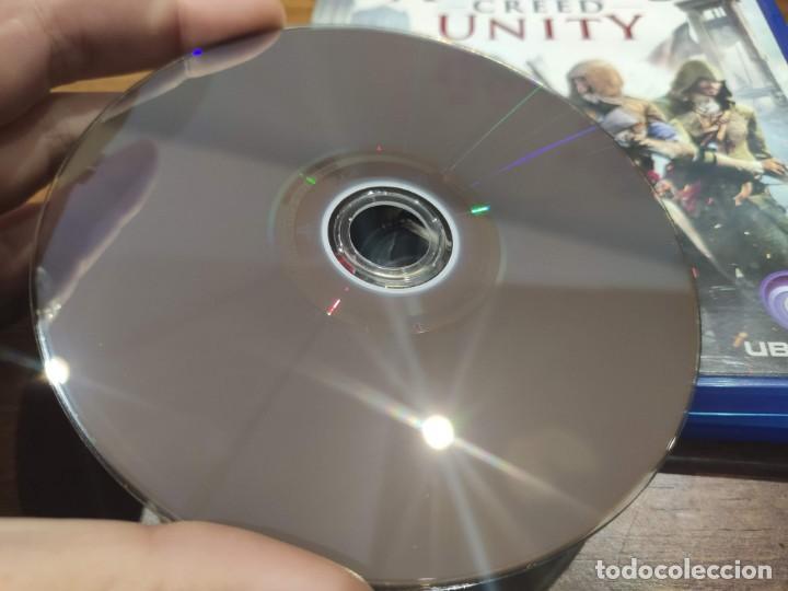 Videojuegos y Consolas PS4: Assassins Creed Unity - PS4 - Muy buen estado (LEER DESCRIPCION) - Foto 4 - 222300951