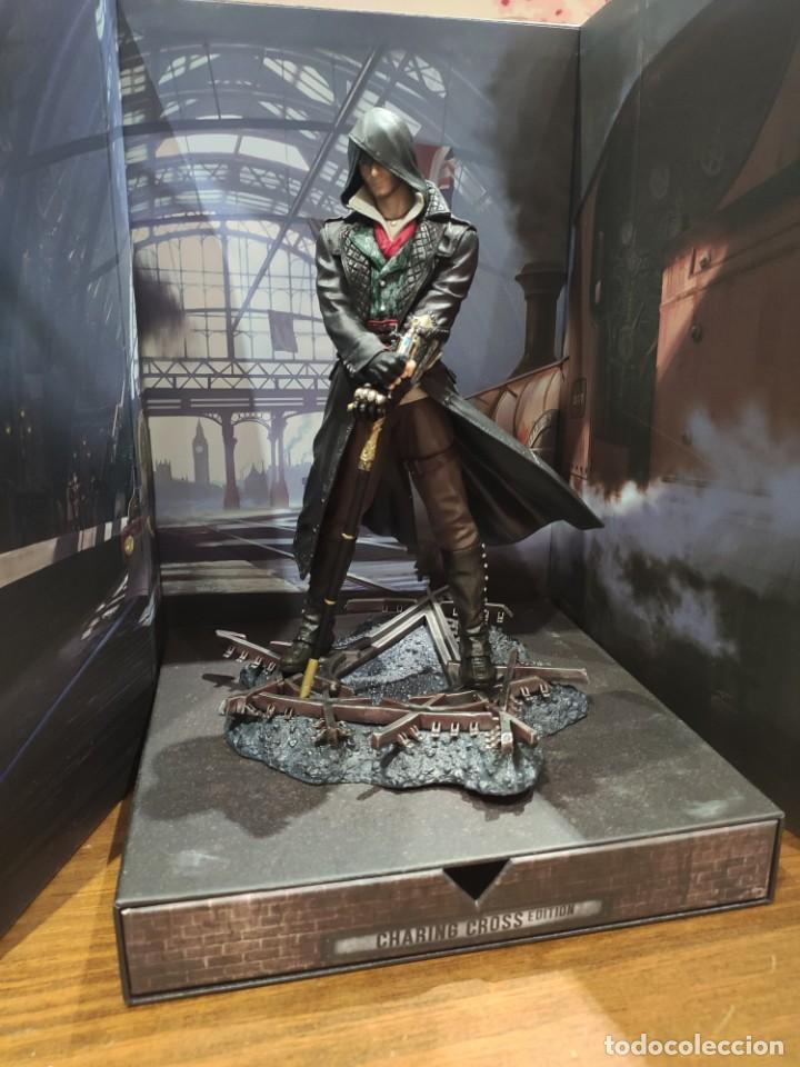 Videojuegos y Consolas PS4: Assassins Creed Syndicate - Figura con Caja - Muy buen estado (LEER DESCRIPCION) - Foto 4 - 222301198
