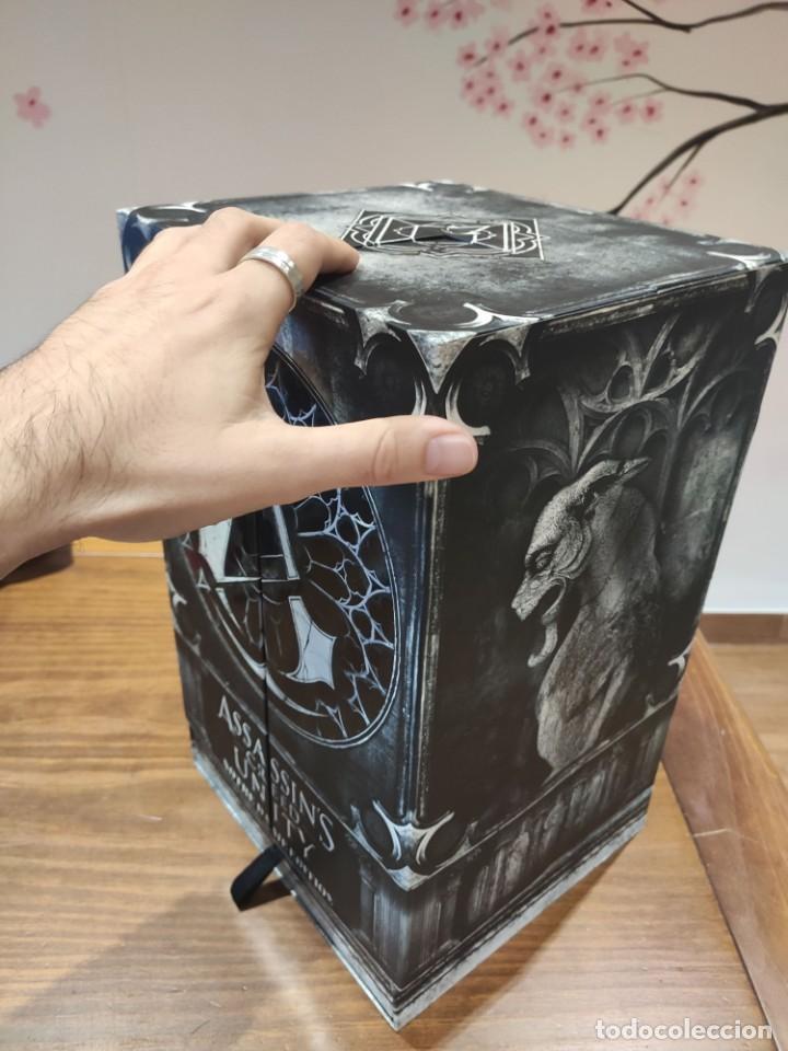 Videojuegos y Consolas PS4: Assassins Creed Unity - Figura con Caja - Muy buen estado (LEER DESCRIPCION) - Foto 4 - 222301268
