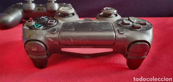 Videojuegos y Consolas PS4: LOTE DE 3 MANDOS PLAYSTATION 4 Y 3 NO ESTAN BROBADOS - Foto 5 - 222306122
