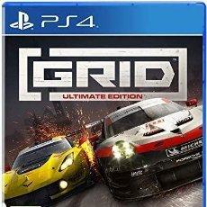 Videojuegos y Consolas PS4: PS4 GRID ULTIMATE EDITION (EDICIÓN ESPAÑOLA). Lote 222377778