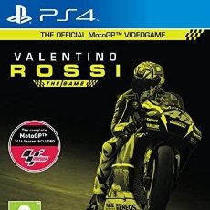 Videojuegos y Consolas PS4: PS4 VALENTINO ROSSI THE GAME (EDICIÓN ESPAÑOLA). Lote 222378563