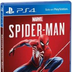 Videojuegos y Consolas PS4: PS4 MARVEL SPIDER-MAN (EDICIÓN EPAÑOLA). Lote 222382707