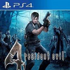 Videojuegos y Consolas PS4: PS4 RESIDENT EVIL 4 HD (EDICIÓN ESPAÑOLA). Lote 222383663