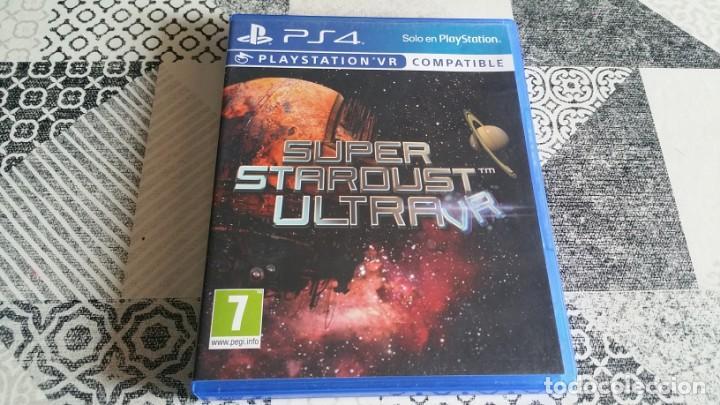 SUPER STARDUST ULTRA VR PS4 PAL ESPAÑA (Juguetes - Videojuegos y Consolas - Sony - PS4)