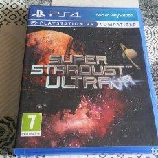 Videojuegos y Consolas PS4: SUPER STARDUST ULTRA VR PS4 PAL ESPAÑA. Lote 222439445