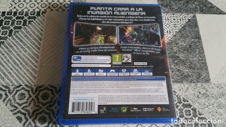 Videojuegos y Consolas PS4: SUPER STARDUST ULTRA VR PS4 PAL ESPAÑA - Foto 2 - 222439445