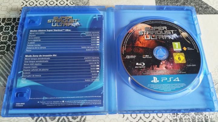 Videojuegos y Consolas PS4: SUPER STARDUST ULTRA VR PS4 PAL ESPAÑA - Foto 3 - 222439445