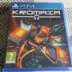 Videojuegos y Consolas PS4: KROMAIA OMEGA PS4 PAL ESPAÑA PRECINTADO. Lote 222439690