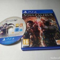 Videojuegos y Consolas PS4: SOULCALIBUR IV ( 4) ( PLAYSTATION 4 - PS4 - PAL - ESP). Lote 222488817