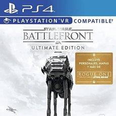Videojuegos y Consolas PS4: PS4 STAR WARS BATTLEFRONT (EDICIÓN ESPAÑOLA). Lote 222490323