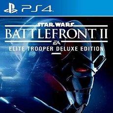 Videojuegos y Consolas PS4: PS4 BATTLEFRONT II ELITE TROOPER DELUXE EDITION (EDICIÓN ESPAÑOLA). Lote 222491170