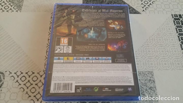 Videojuegos y Consolas PS4: DIABLO III REAPER SOULS ULTIMATE EVIL EDITION PS4 PAL ESPAÑA PRECINTADO - Foto 2 - 222620690
