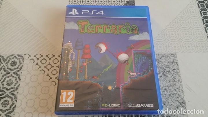 TERRARIA PS4 PAL ESPAÑA (Juguetes - Videojuegos y Consolas - Sony - PS4)