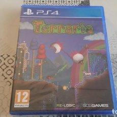 Videojuegos y Consolas PS4: TERRARIA PS4 PAL ESPAÑA. Lote 222620757