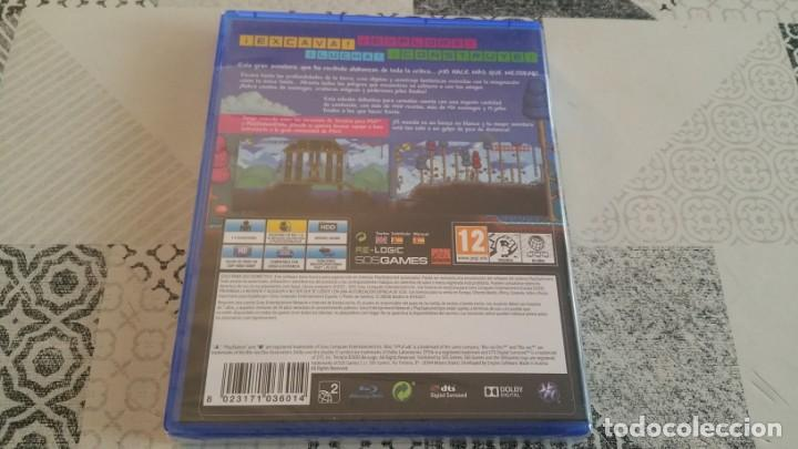 Videojuegos y Consolas PS4: TERRARIA PS4 PAL ESPAÑA - Foto 2 - 222620757