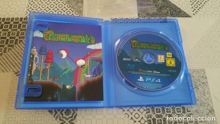 Videojuegos y Consolas PS4: TERRARIA PS4 PAL ESPAÑA - Foto 3 - 222620757