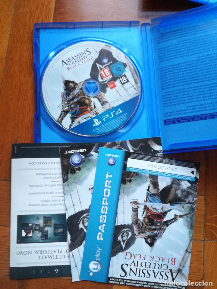 Videojuegos y Consolas PS4: LOTE 3 JUEGOS PLAYSTATION 4 LA SAGA ASSASSINS CREED. COMPLETOS. DISCOS EN PERFECTO ESTADO - Foto 4 - 222716976