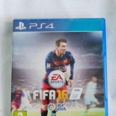 Videojuegos y Consolas PS4: FIFA 16 PS4. Lote 222782306