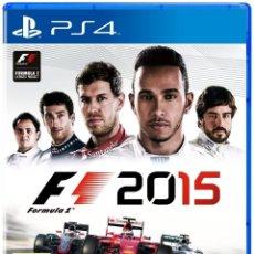 Jeux Vidéo et Consoles: PS4 FORMULA1 F1 2015 (EDICIÓN ESPAÑOLA). Lote 223135827