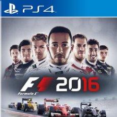 Jeux Vidéo et Consoles: PS4 FORMULA1 F1 2016 (EDICIÓN ESPAÑOLA). Lote 223136430
