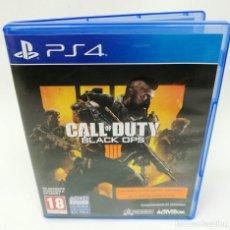 Videojuegos y Consolas PS4: PS4 CALL OF DUTY: BLACK OPS 4 (EDICIÓN ESPAÑOLA). Lote 223445156