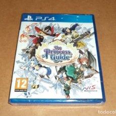 Videojuegos y Consolas PS4: PRINCESS GUIDE , PARA SONY PLAYSTATION 4 ,A ESTRENAR, PAL. Lote 223648022