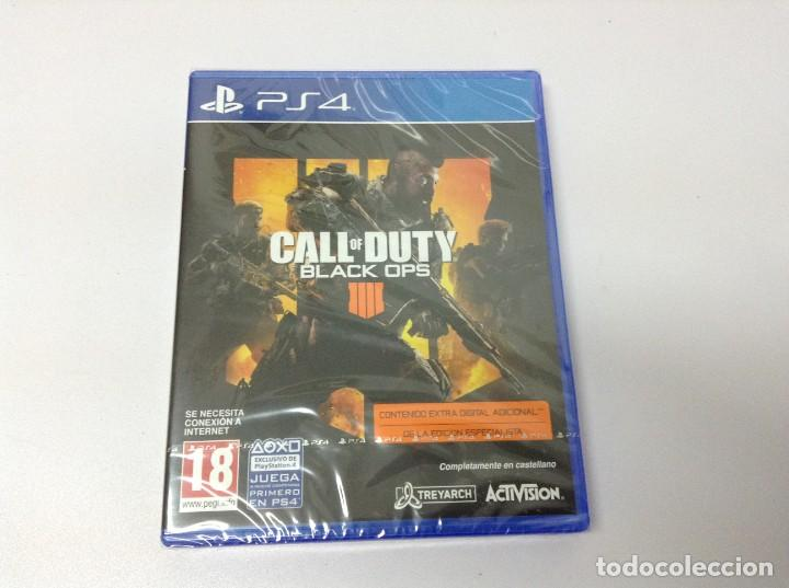 CALL OF DUTY BLACK OPS IIII (Juguetes - Videojuegos y Consolas - Sony - PS4)
