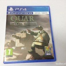 Videojuegos y Consolas PS4: QUAR INFERNAL MACHINES. Lote 224883918