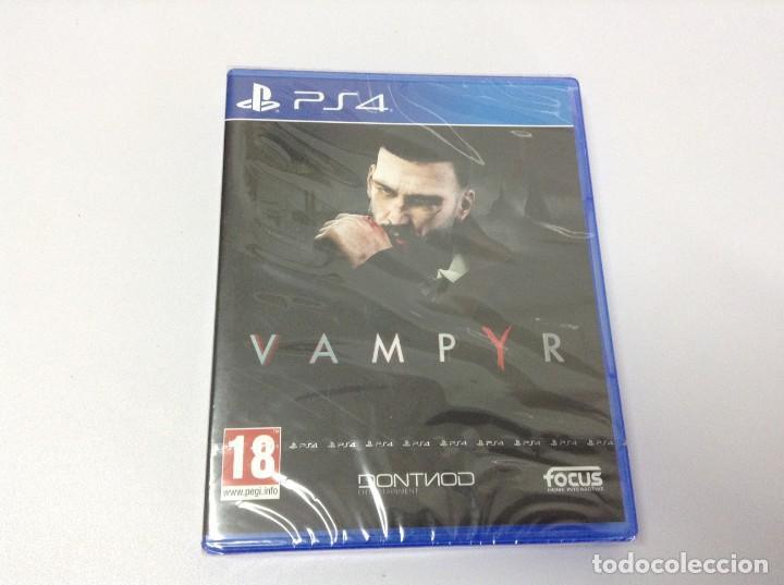 VAMPYR (Juguetes - Videojuegos y Consolas - Sony - PS4)