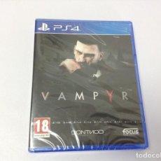 Videojuegos y Consolas PS4: VAMPYR. Lote 225038007