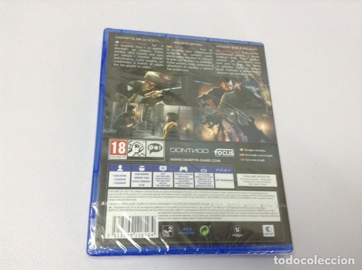 Videojuegos y Consolas PS4: VAMPYR - Foto 2 - 225038007