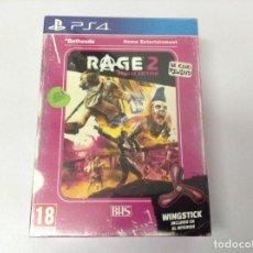 Videojuegos y Consolas PS4: RAGE 2 DELUXE EDITION. Lote 225599120